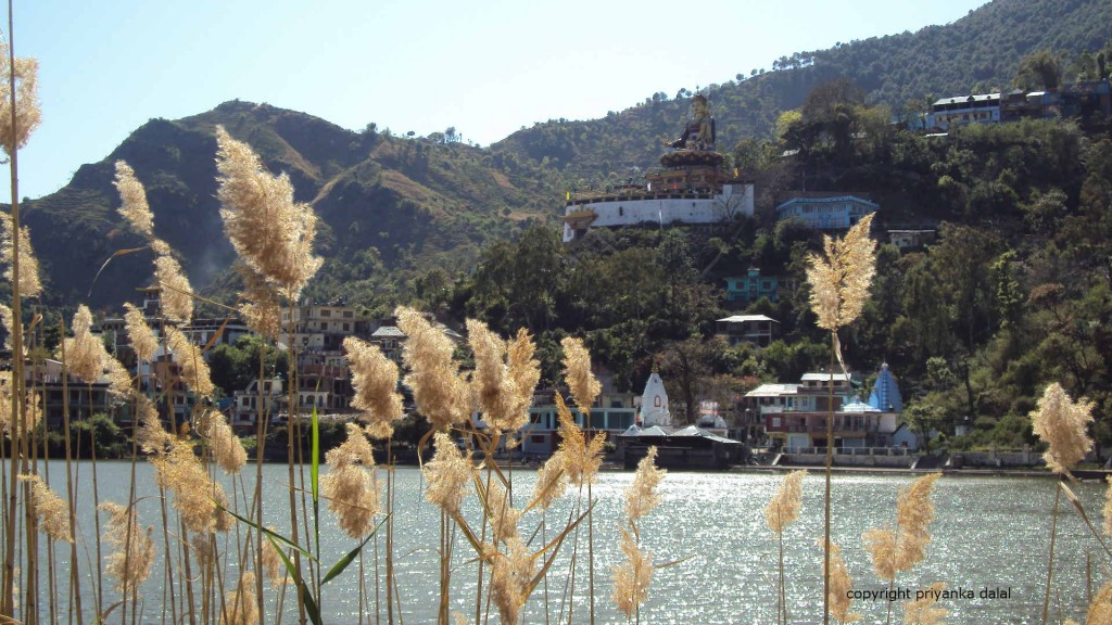 Rewalsar Lake and Padmasambhava Idol