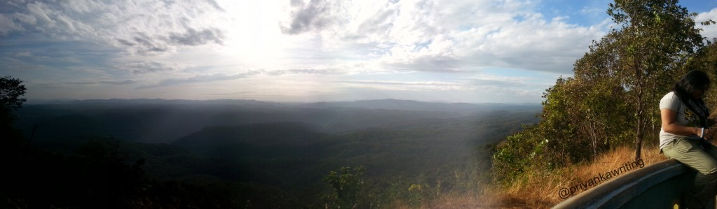 Sunset Point Panorama