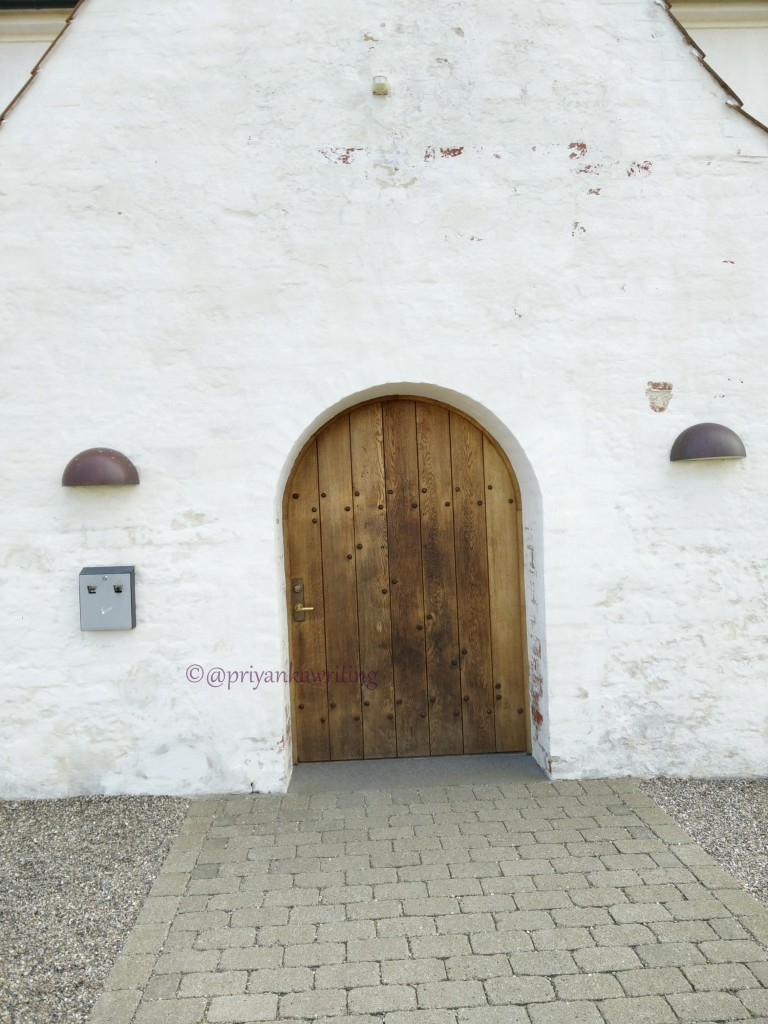 Fanefjord Church Door