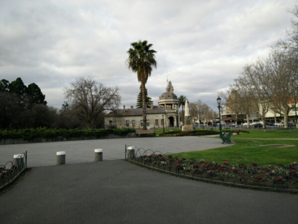 Cycling in Australia - Bendigo