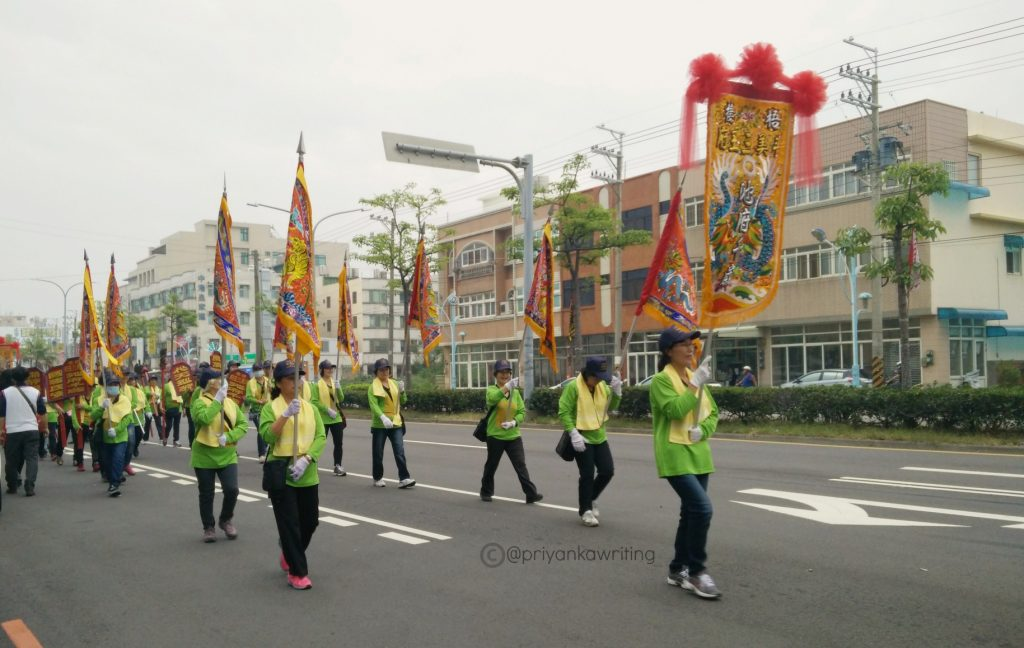 Taiwan Street Photography - Religious Procession