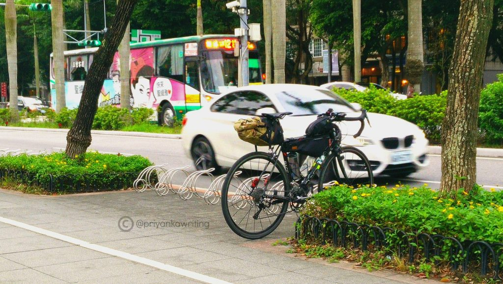 Taiwan Street Photography - Bicycle