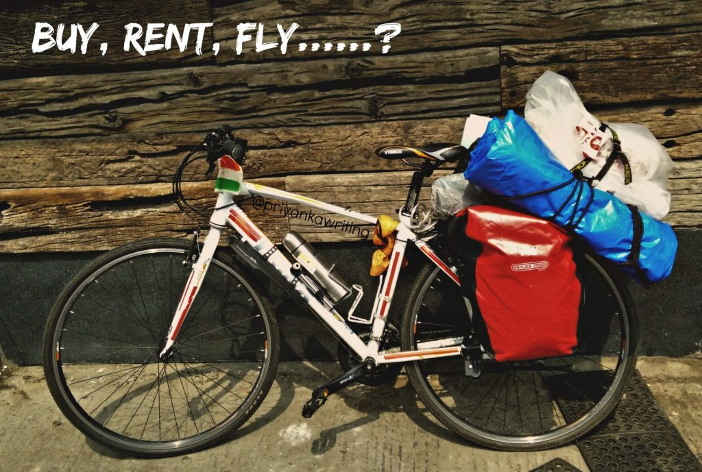 Buy Or Rent A Cycle