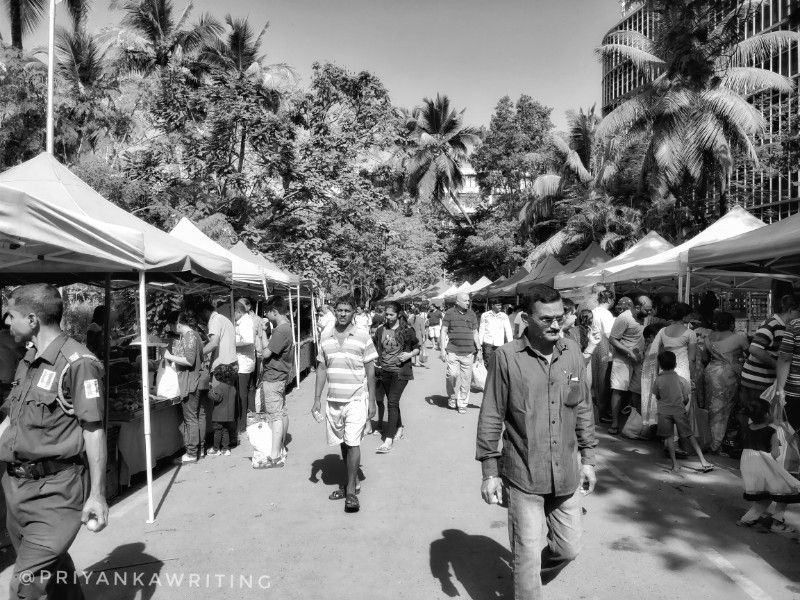 Mumbai City Photos - Farmer's Market
